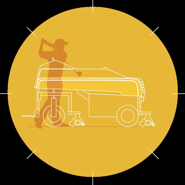 TURFLYNX'S driverless and autonomous mower technology